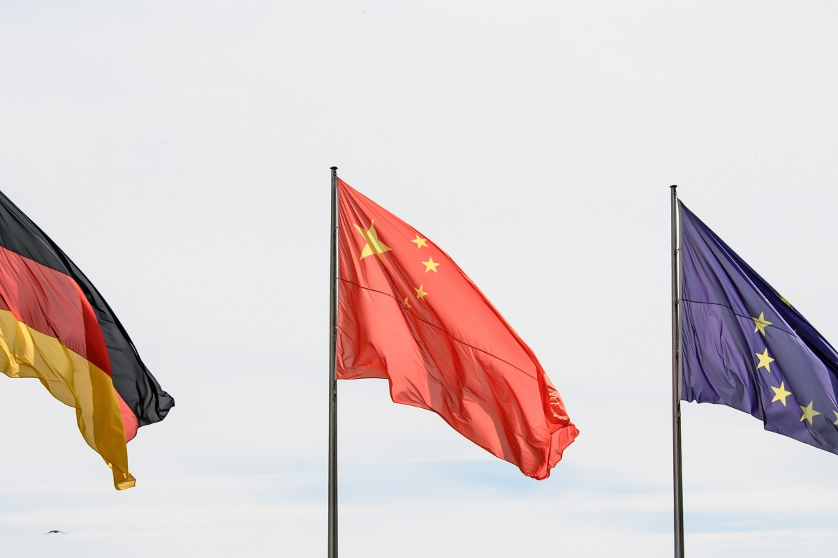 Xi to attend China-Germany-EU leaders' meeting via video link