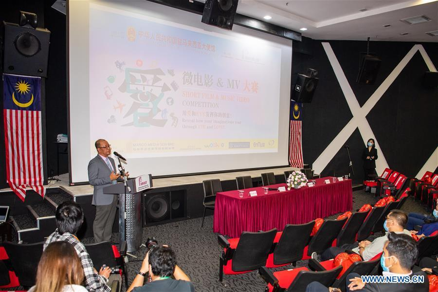 China-Malaysia collaborative film competition to capture fight against COVID-19