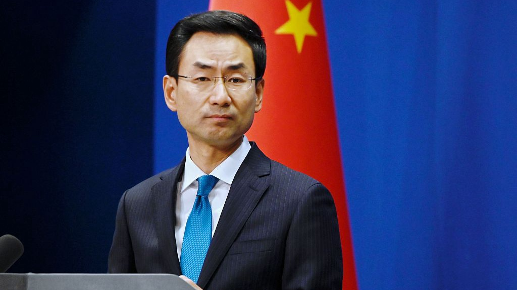 Chinese envoy calls for global efforts to fight COVID-19