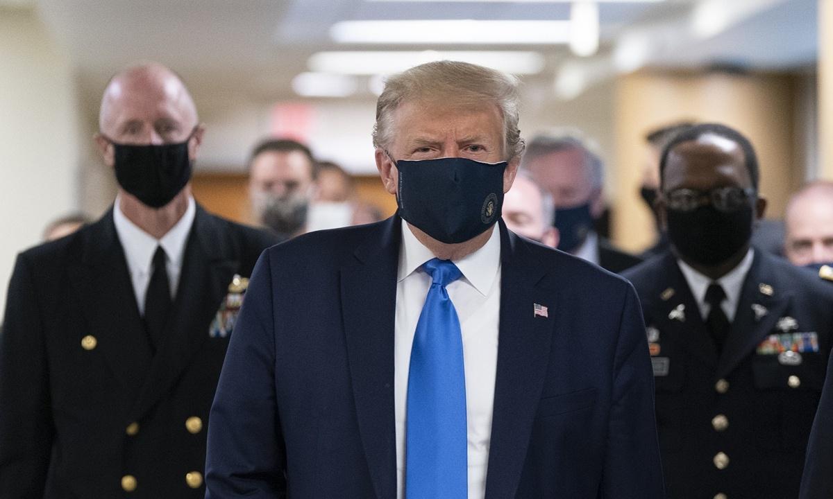 Trump played down virus dangers
