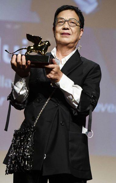 Filmmaker Ann Hui wins lifetime honor in Venice