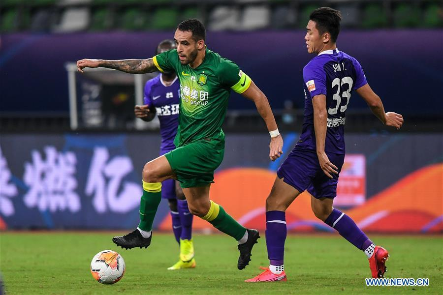Tianjin Teda consigned to losers bracket after historic bad run