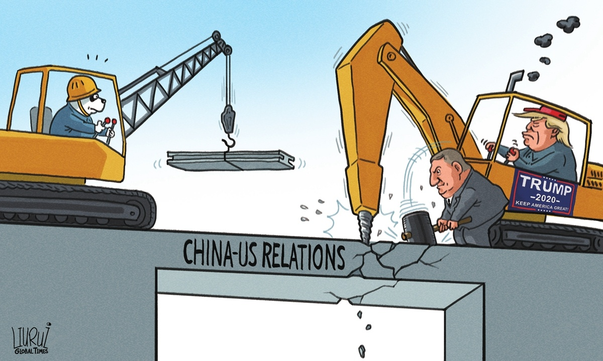 Expanding China-US market interdependence remains important