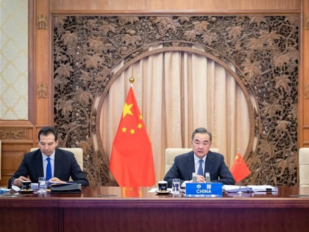 FM Wang Yi's frequent foreign dialogues show China's anti-unilateralist efforts: observers