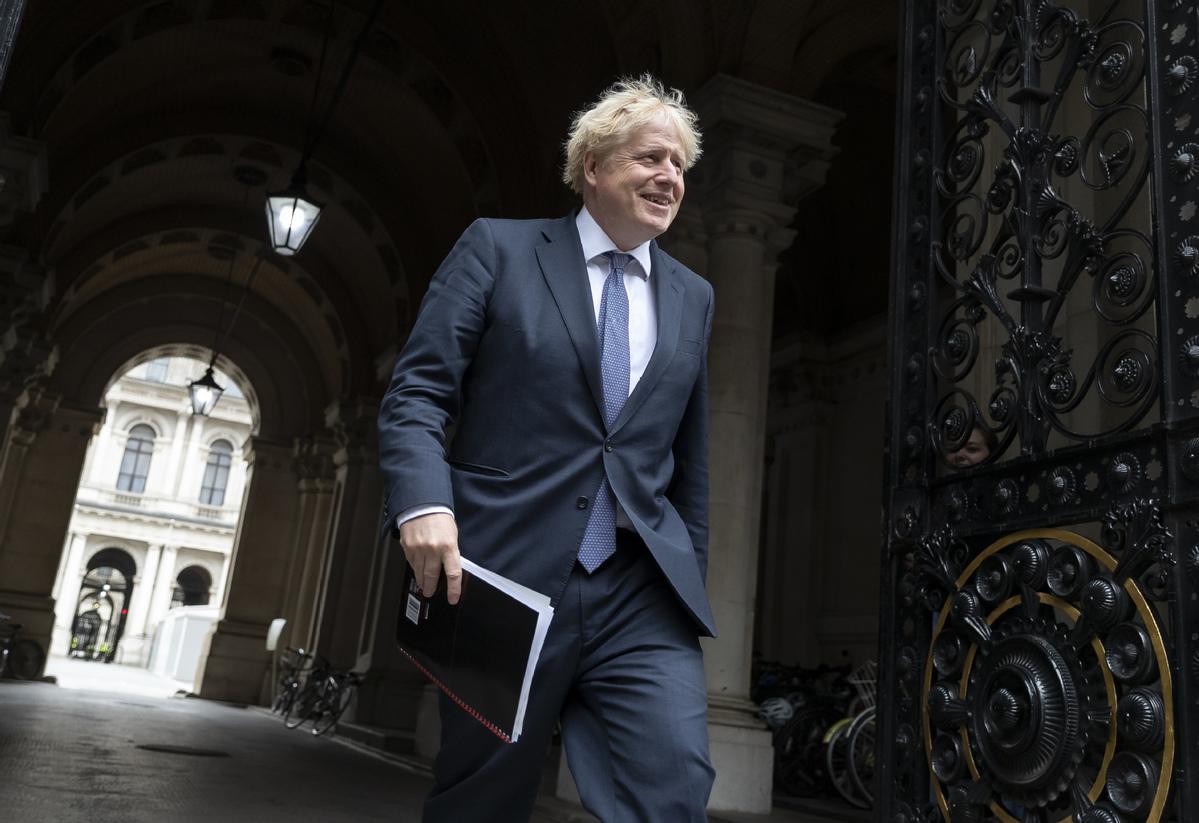 UK riles EU with bill on Brexit tweak