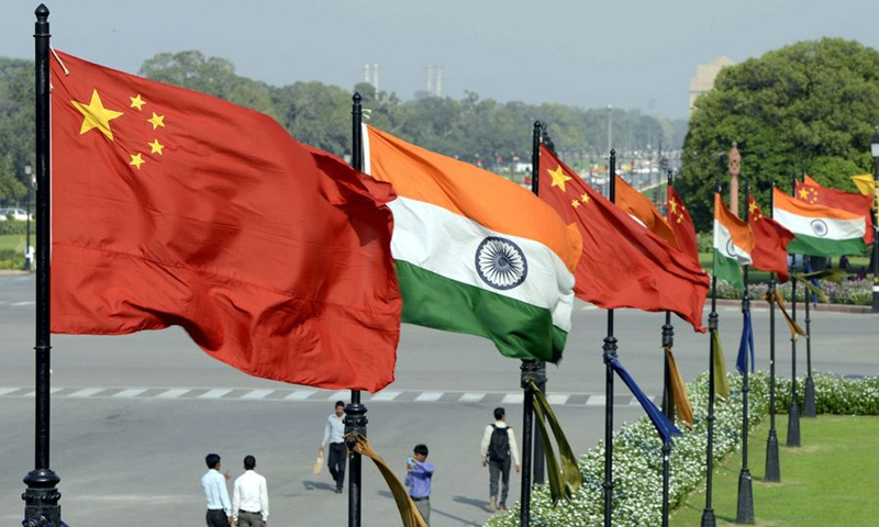 Chinese, Indian FMs hold full, in-depth discussion on situation in border areas