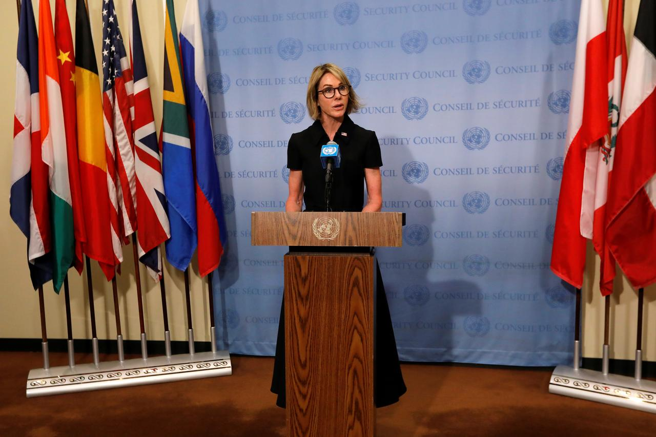 US ambassador to the UN slammed for China-smearing remarks