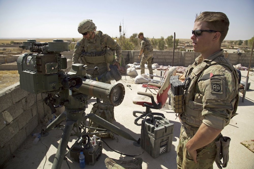 Trump says US troops in Iraq to be reduced to 2,000 soon