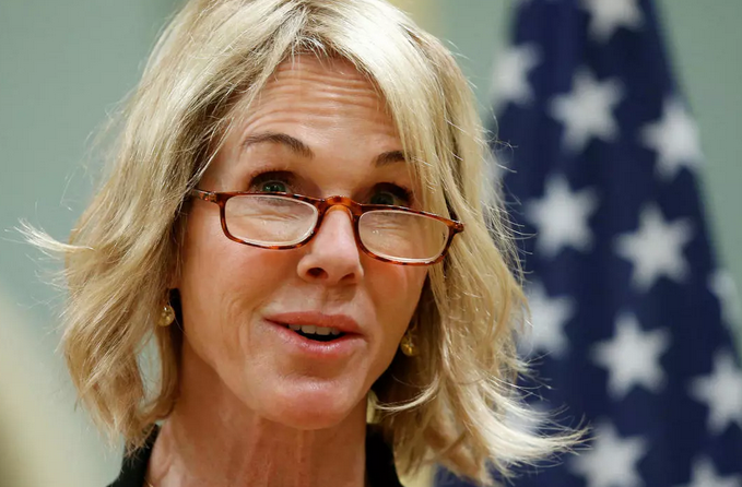 Chinese UN mission spokesperson refutes US ambassador's remarks on China