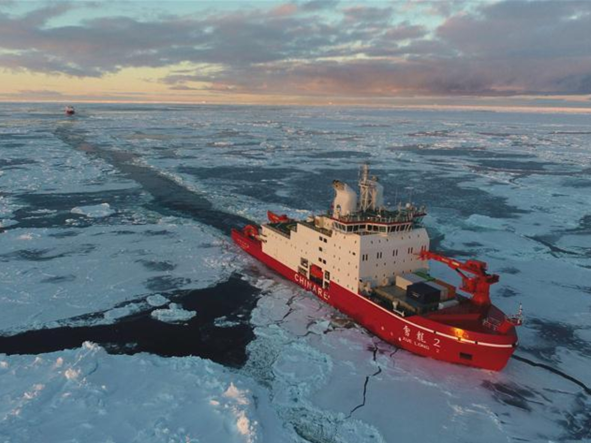 China's polar icebreaker prepares for 37th Antarctic expedition