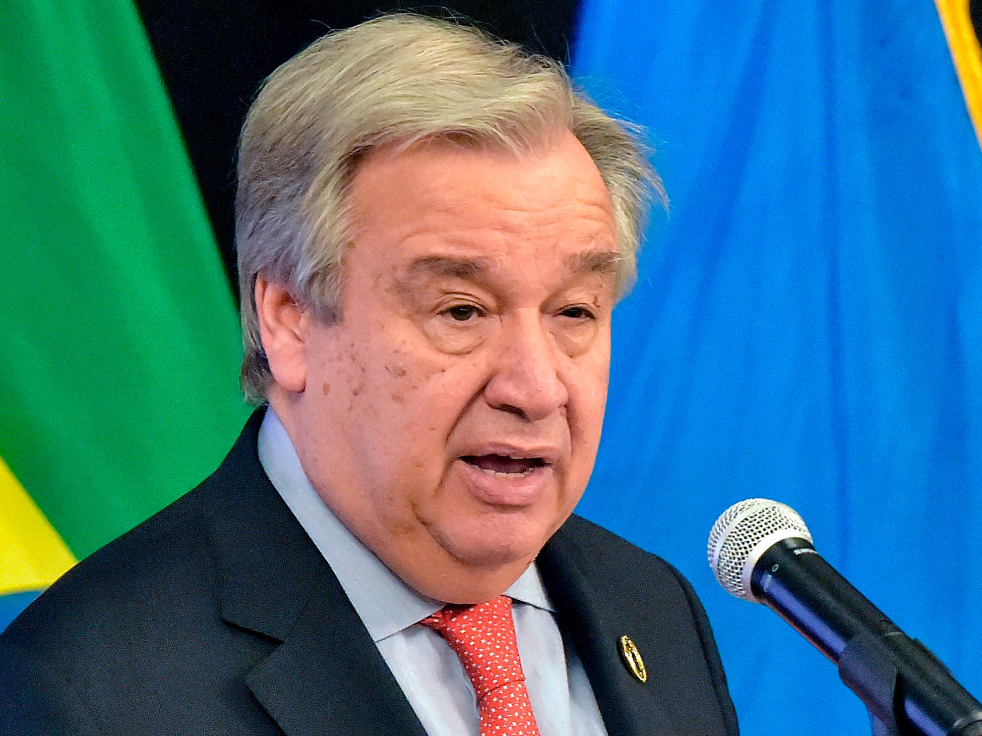 UN chief calls for additional funding for WHO COVID-19 program
