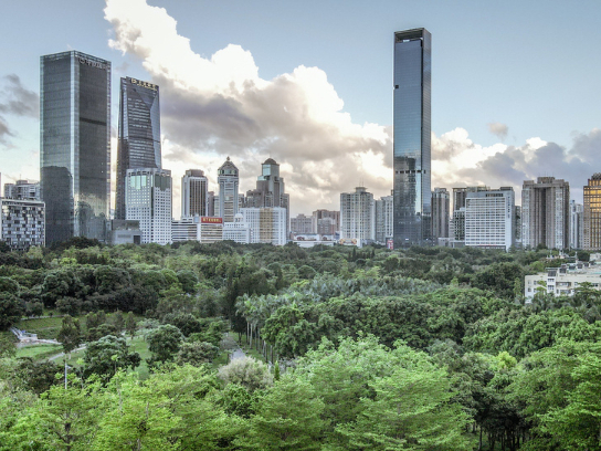 Shenzhen sees over 90,000 foreign-invested enterprises