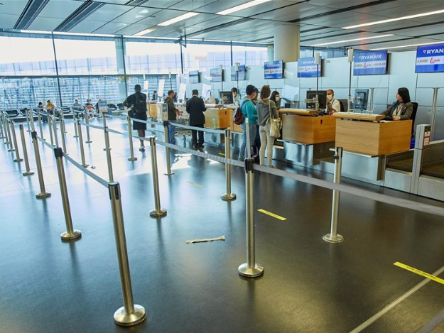 Number of passengers drops to 797,716 in Vienna Int'l Airport in Augst