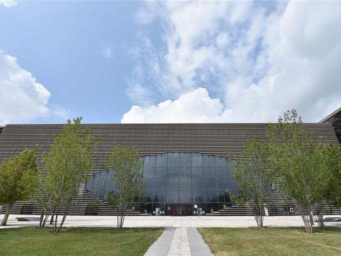 Tianjin Binhai New Area Library reopens