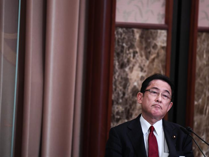 Japan's LDP leadership election candidates attend debate ahead of LDP leadership election