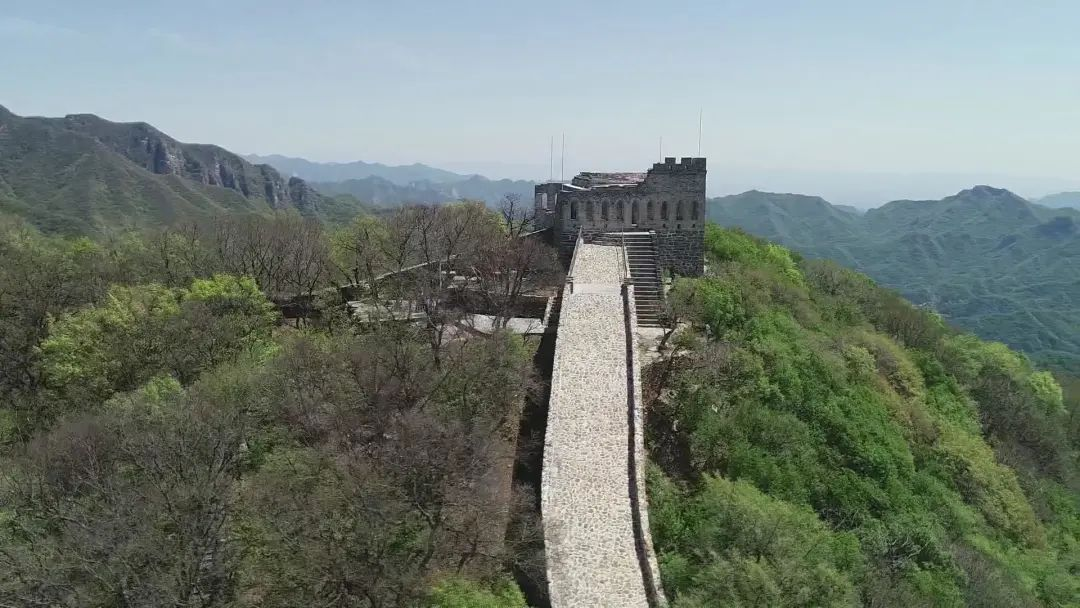 Largest-scale watchtower of Great Wall opens to public