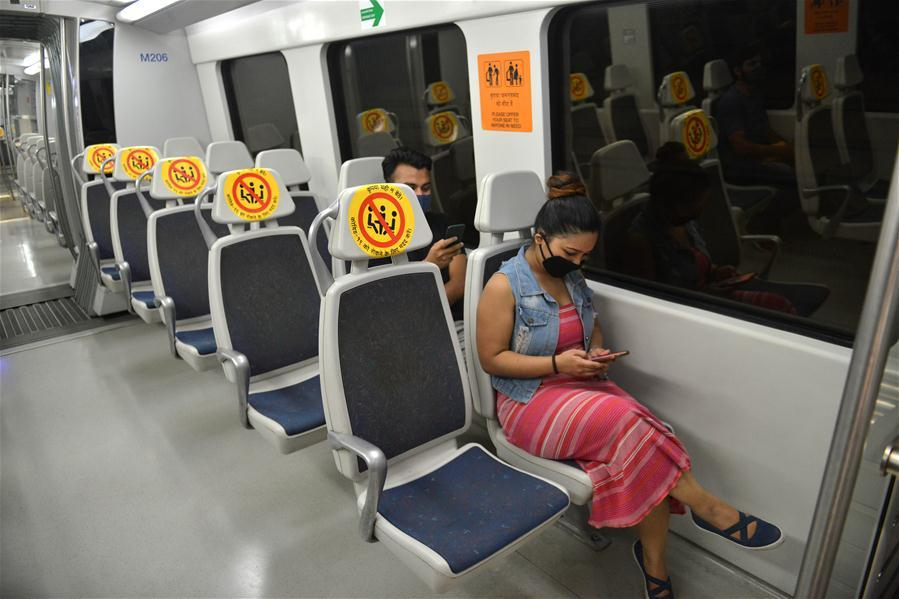 Metro service in Indian capital fully resumes