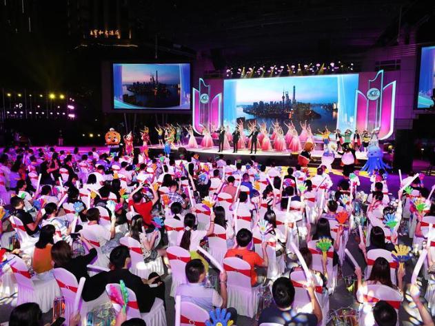 Tourism festival kicks off in Shanghai