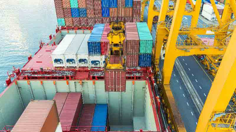 China imports more major commodities amid improving economic activity
