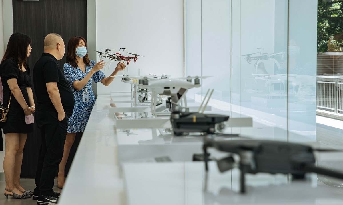 Shanghai firm debuts 1,000-km range unmanned aerial vehicle