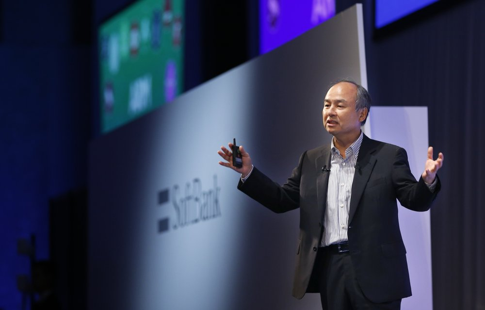 SoftBank to sell British chip firm Arm to Nvidia for 40 bln USD