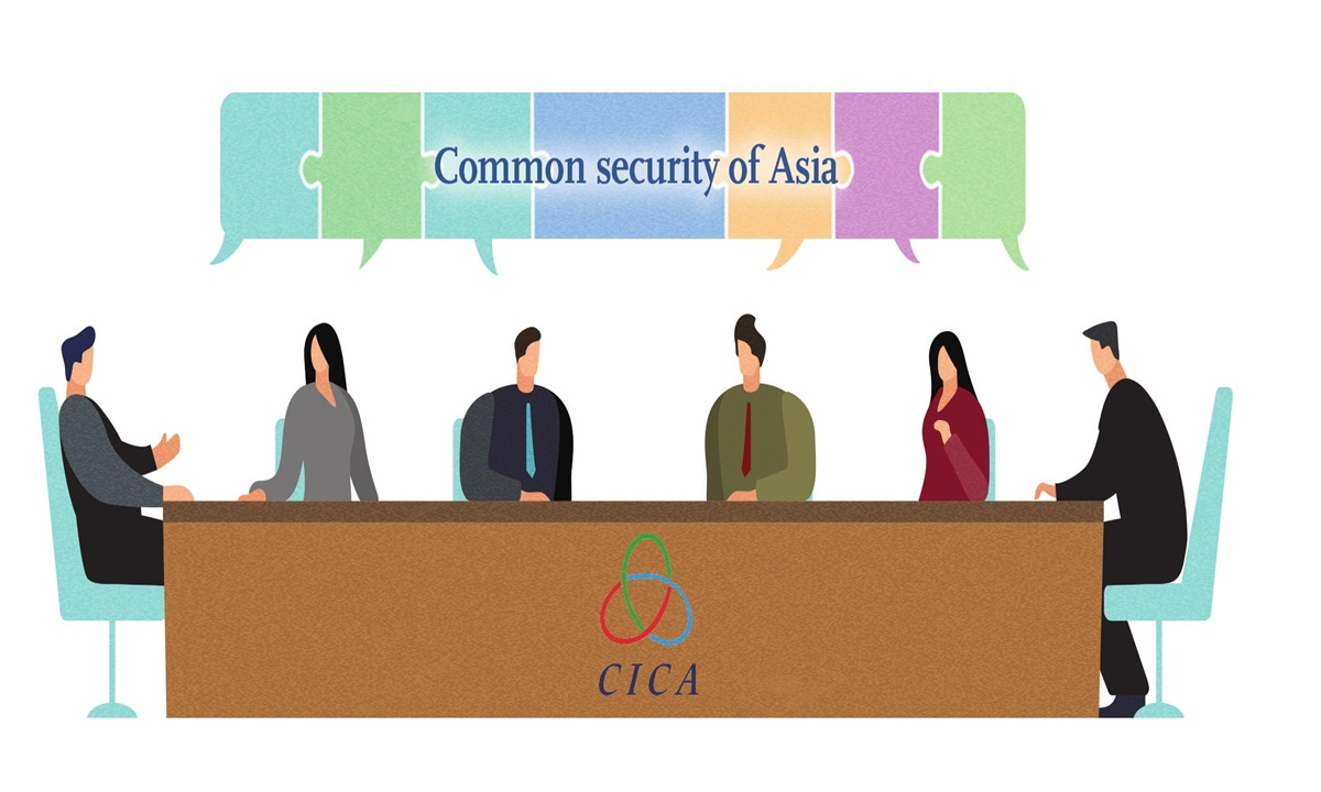 Why new Asian security structure is needed for emerging puzzles