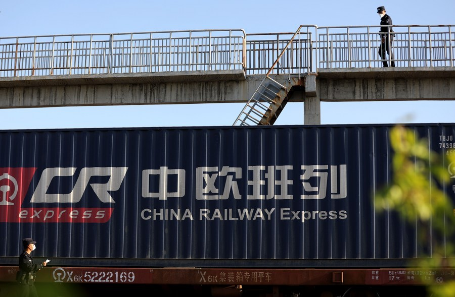 Crucial time for China, EU to jointly promote multilateralism, free trade