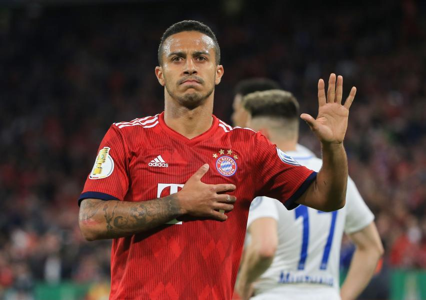 Man Utd and Liverpool accused of 'blackmail' over Thiago