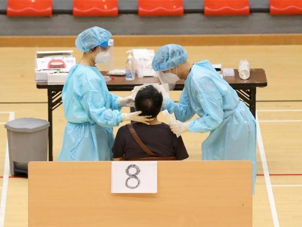 Hong Kong completes mass COVID-19 screening, 1.78 million tested