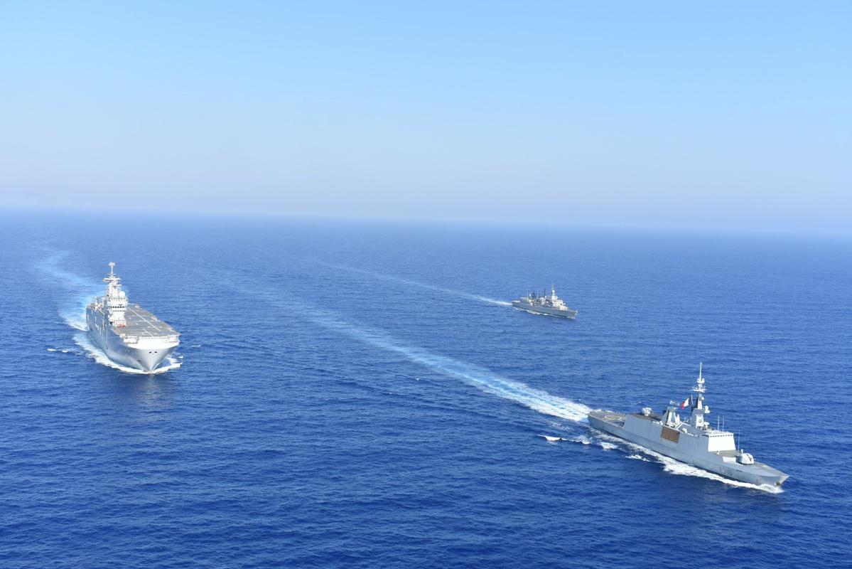 Greece buys arms amid row