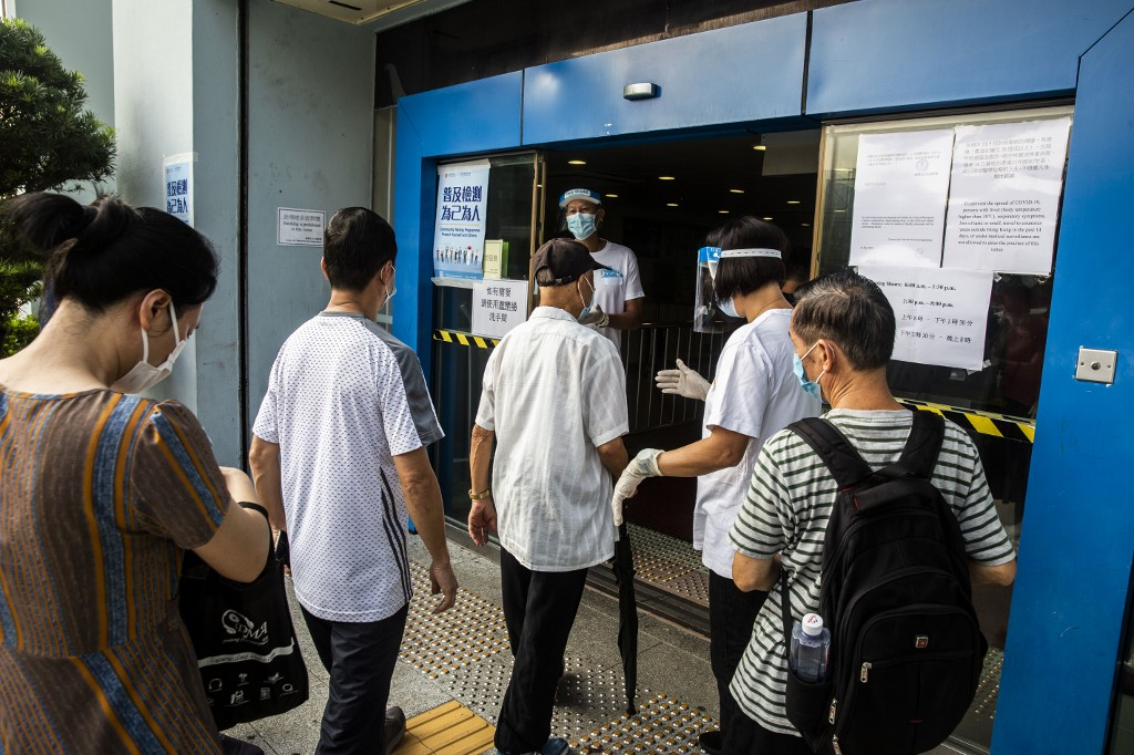 Hong Kong to ease social-distancing controls with no new local infections recorded