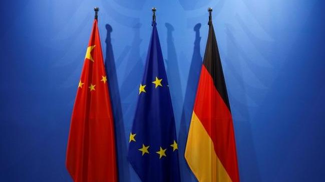 Xi co-hosts China-Germany-EU leaders' meeting via video link