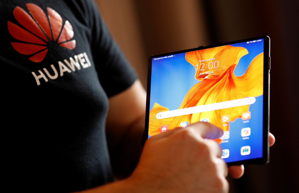 US cannot extinguish Huawei's rising star