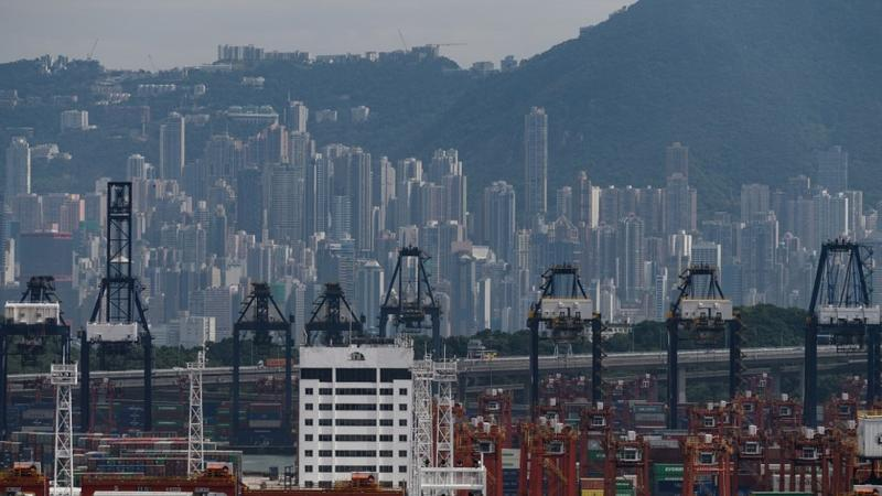 HKSAR gov't formally takes issue with U.S. over origin marking