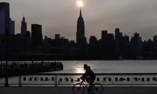 New York sees smoke from West Coast fires