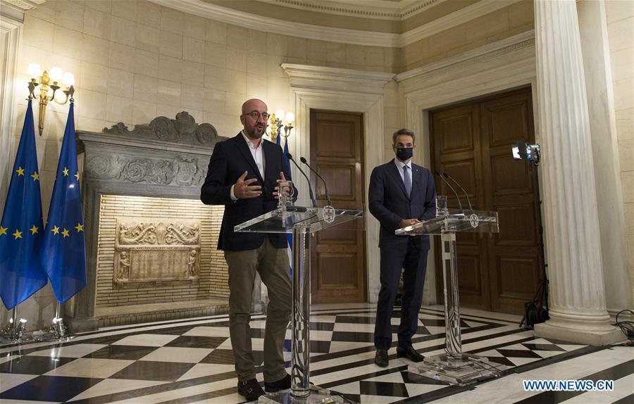Security, stability in Eastern Mediterranean an EU issue: EU's Michel