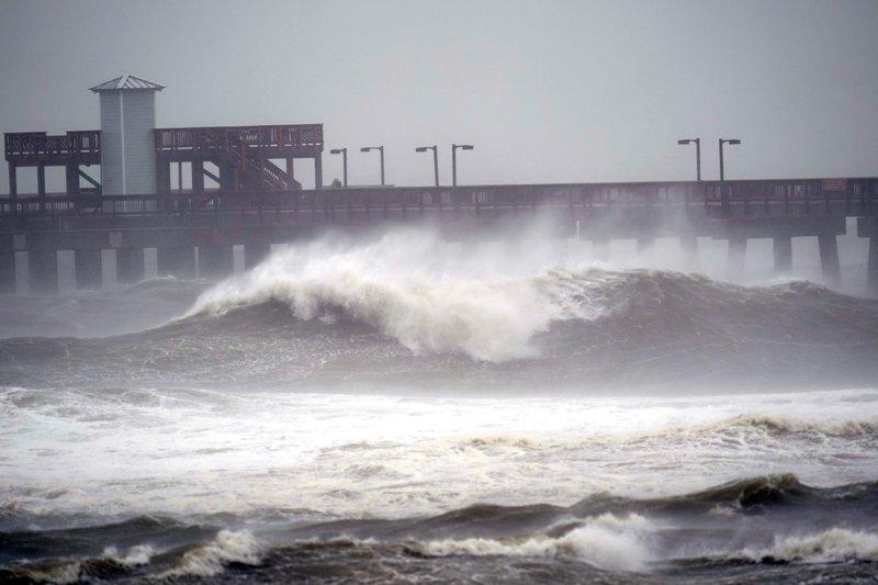 'Huge rainmaker': Hurricane Sally threatens historic floods