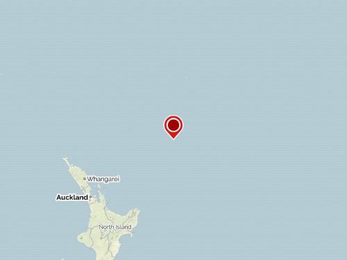 5.0-magnitude quake hits south of Kermadec Islands: USGS