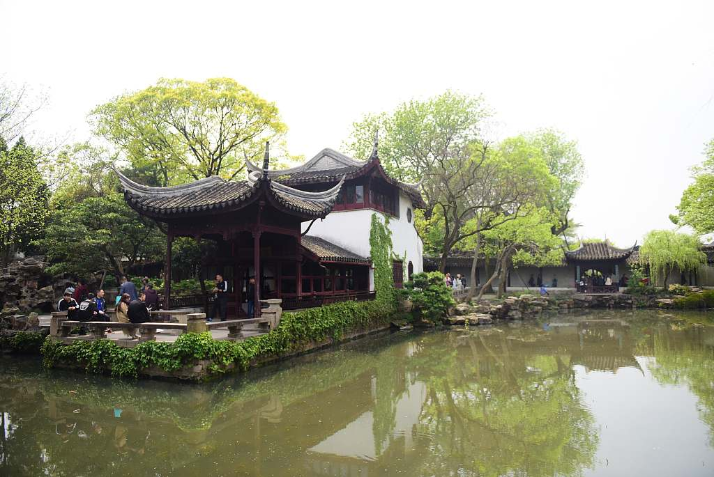 Classical Gardens of Suzhou's one-yuan tickets scheme boosts revival of tourism market