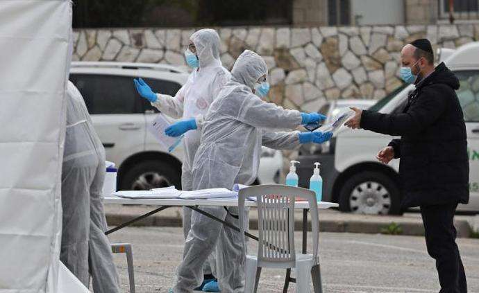 Israel's daily COVID-19 cases surpass 6,000 for first time