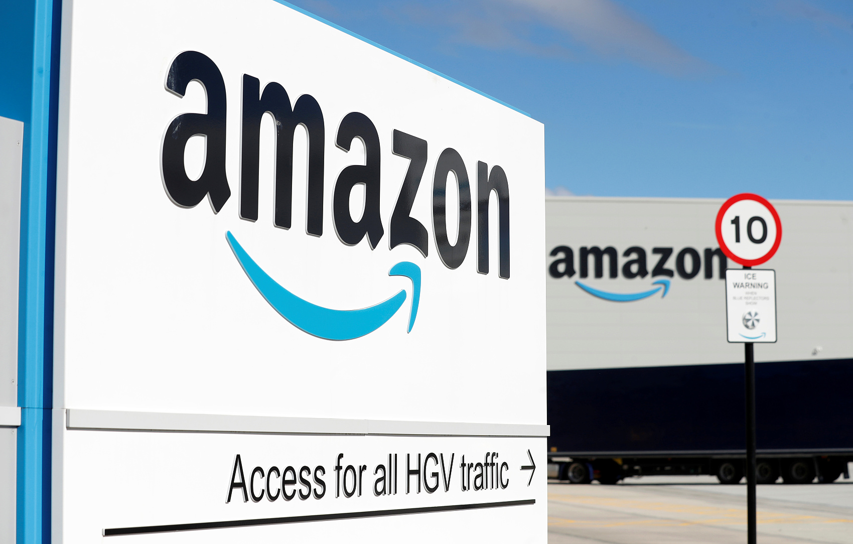 Amazon announces 1st recipients of investments from 2 bln USD climate pledge fund