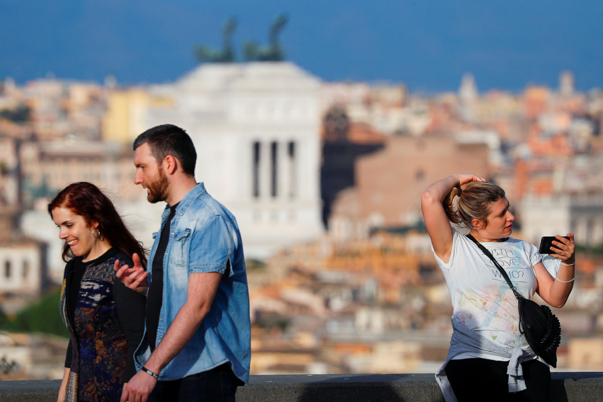 China seen to play a role as Italy's tourism starts to recover from pandemic