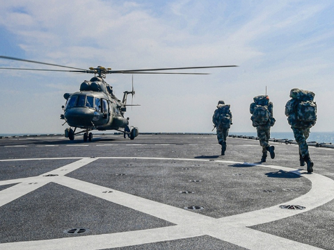 PLA Friday drills not warning, but rehearsal for Taiwan takeover