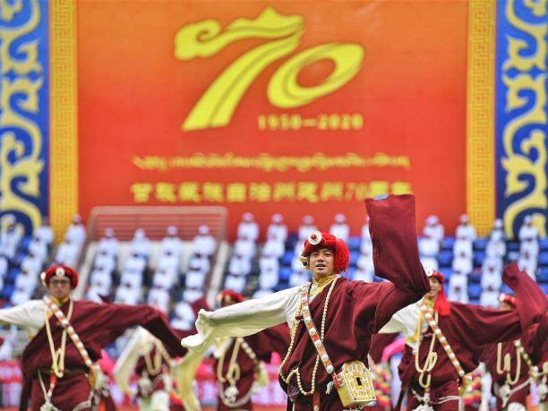 Festive ceremony held to celebrate 70th anniv. of founding of Ganzi Tibetan Autonomous Prefecture