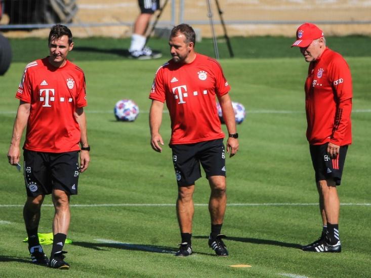 Bundesliga challengers spoil Bayern's hunger