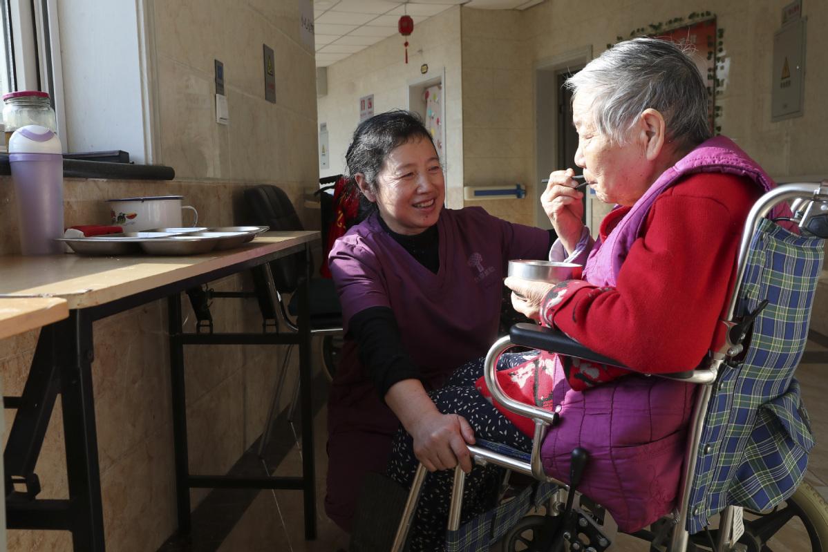 China expands long-term care insurance scheme trials
