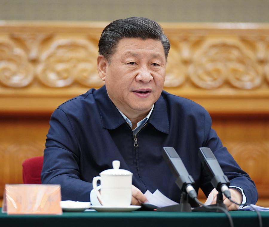 Xi calls for promoting Yan'an spirit