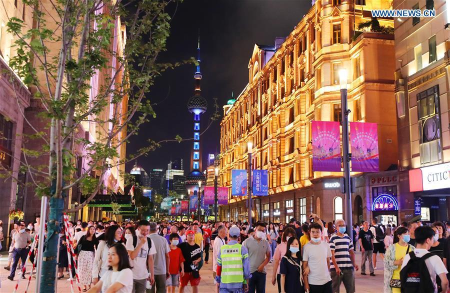 China eases restrictions on theaters as COVID-19 wanes