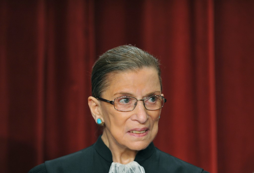 US Supreme Court Justice Ginsburg dies at 87