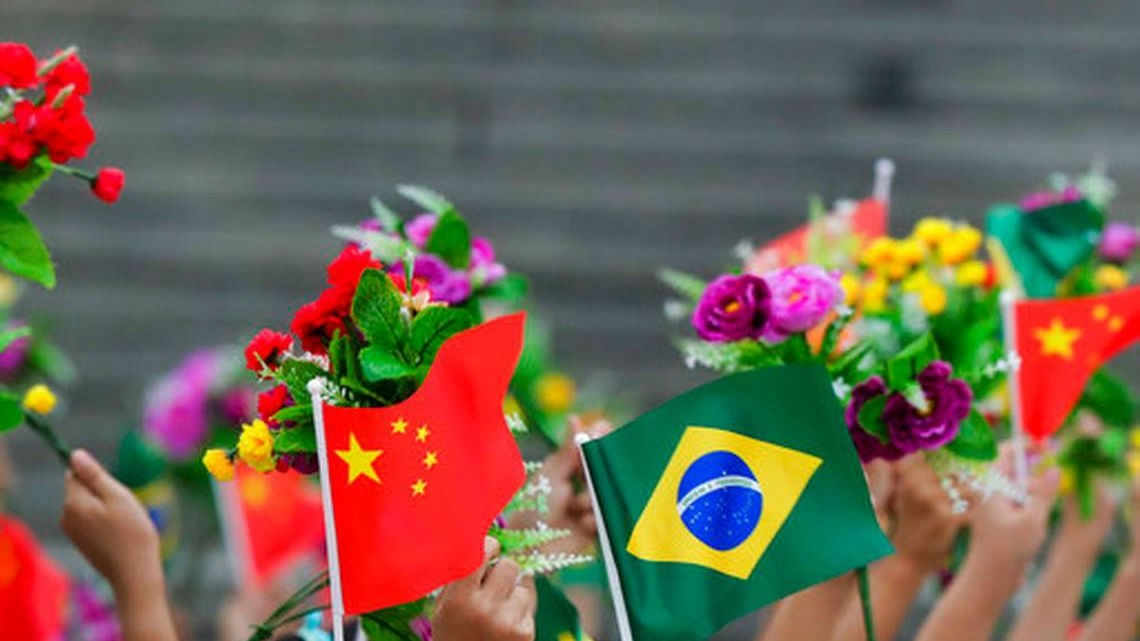 China, Brazil to further enhance practical cooperation: FMs
